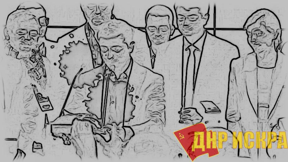 В минувшее воскресенье прошел второй тур президентских выборов на Украине. Уверенную победу одержал В.Зеленский