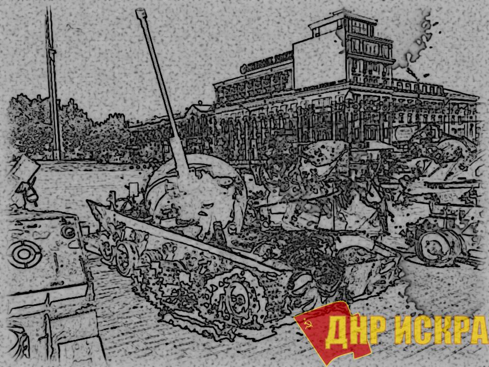 """Мнение о событиях в Донбассе. Рассказ очевидца и участника этих событий с позывным """"Михалыч"""""""